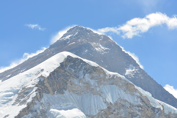 Mount Everest The Highest Mountain Peak