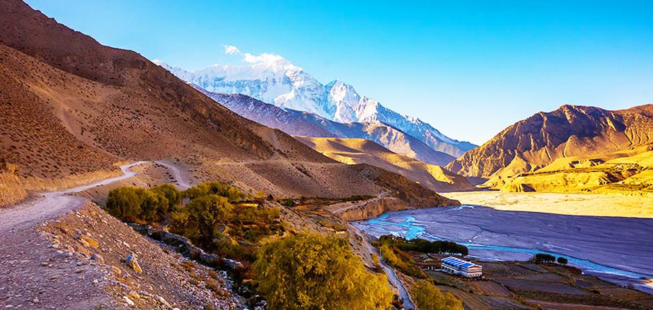Upper Mustang Nepal Trekking Tour