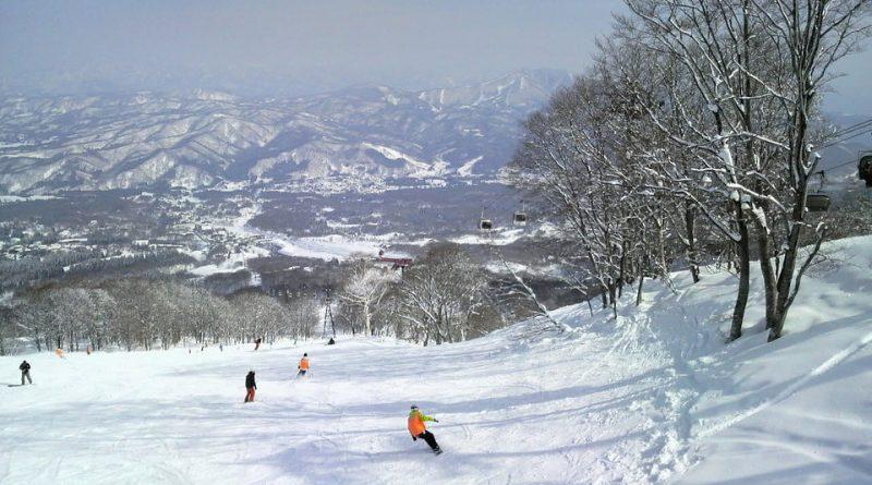 Japan Ski Resort
