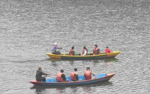 Boating In Phewa Lake Pokhara