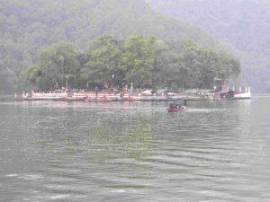 Fewa Lake Front View