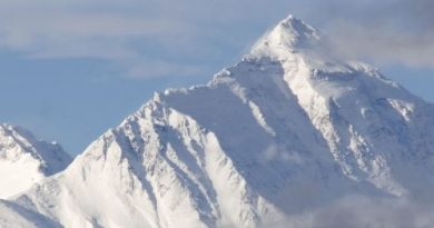 Mount Everest Location View