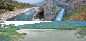 Photos of Budhi Gandaki River