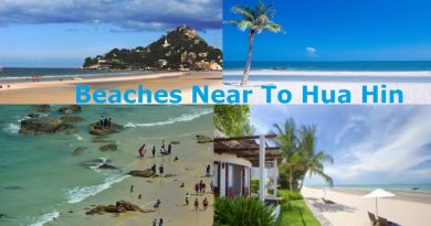 Beaches Near To Hua Hin