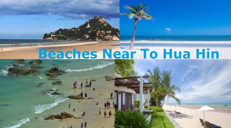 Beaches Near To Hua Hin