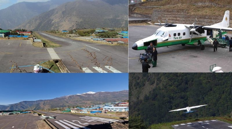 Lukla Airport - The Most Dangerous Airport In The World