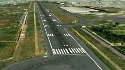 Tribhuvan International Airport Runway