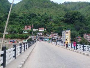 Dolalghat Village Nepal