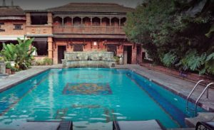 Hotel Manaslu Swiming Pool