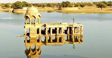Gadisar Lake In Jaisalmer