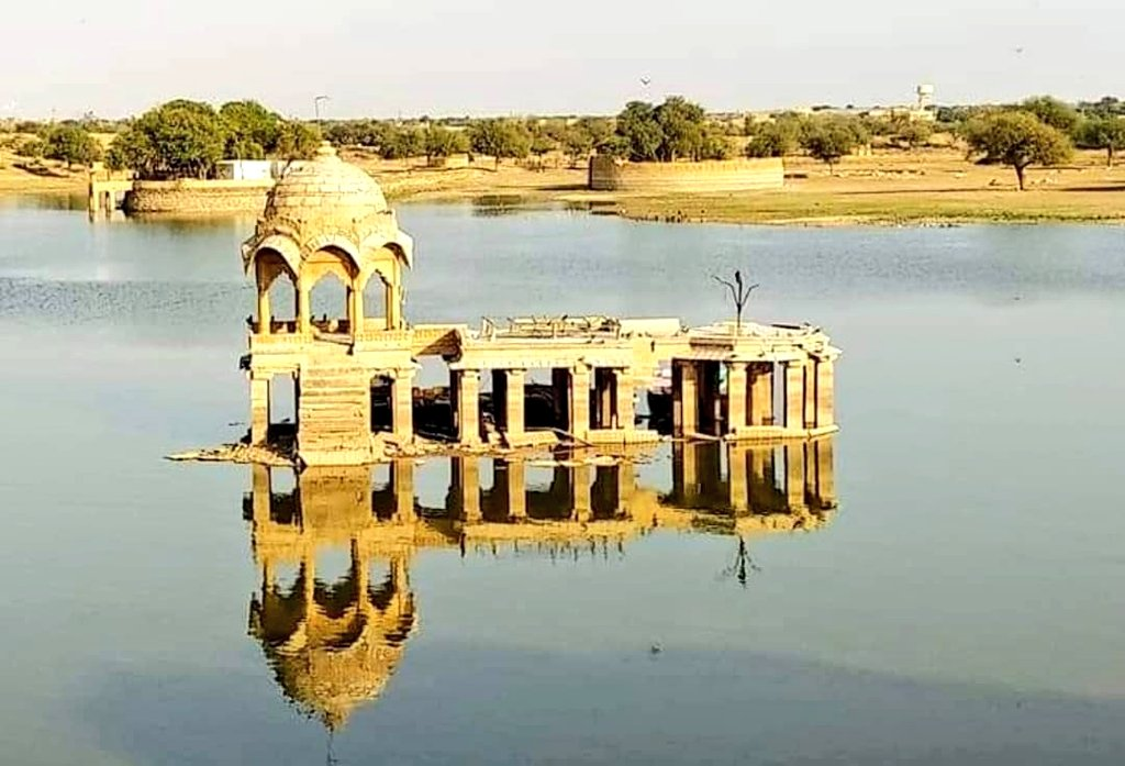 A Complete Information On Gadisar Lake, Jaisalmer