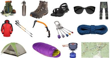 Essential Trekking Gears and Equipment