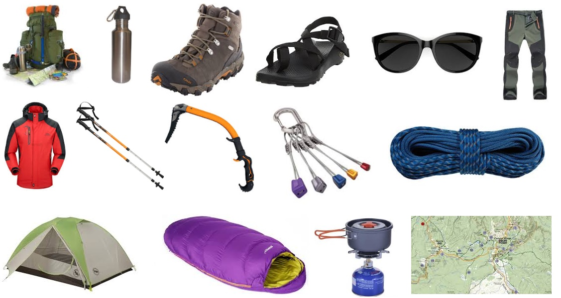 Trekking Gears & Hiking Equipment You Need To Carry