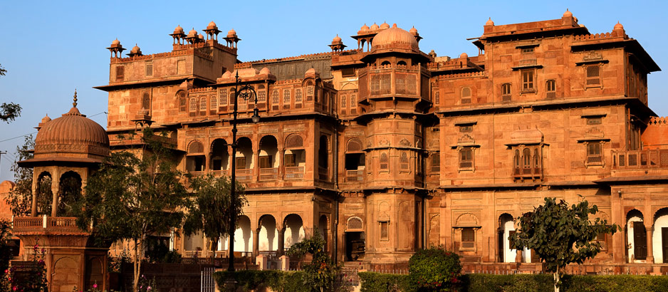 Junagarh Fort in Bikaner, Rajasthan