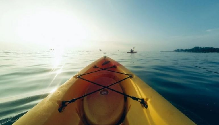 Kayaking Adventure Sport