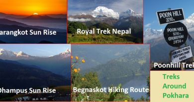 5 Best Treks Around Pokhara