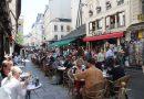 Saint Germain Area in Paris