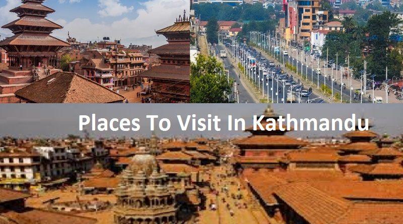 Visit Kathmandu City A Day Tour