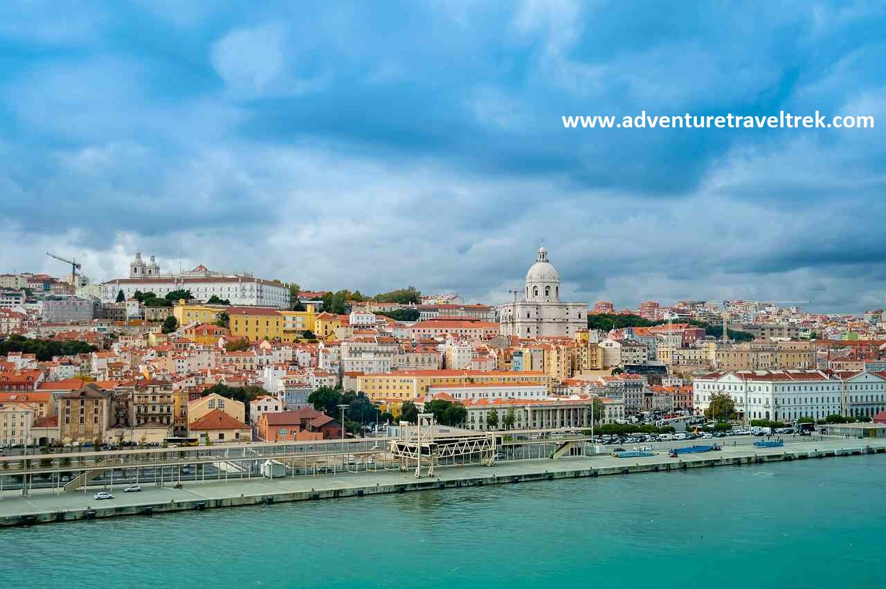 Lisbon City in Portugal Europe
