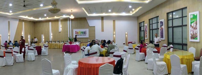 Indreni Banquet Inside View