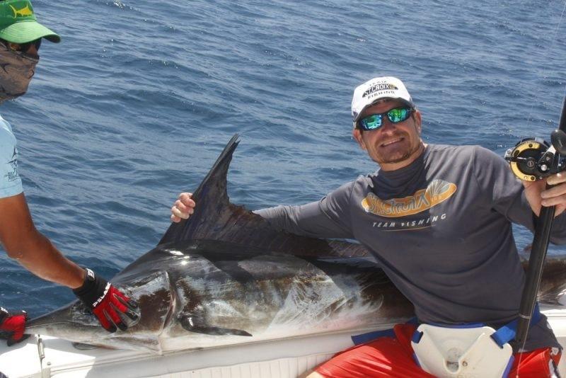 Fishing Spot in Baja, Mexico