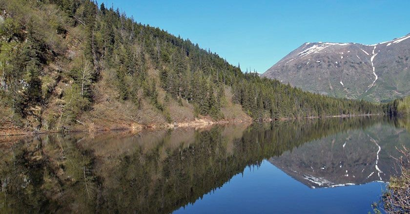 Jerome Lake, Alaska Fishing Spots