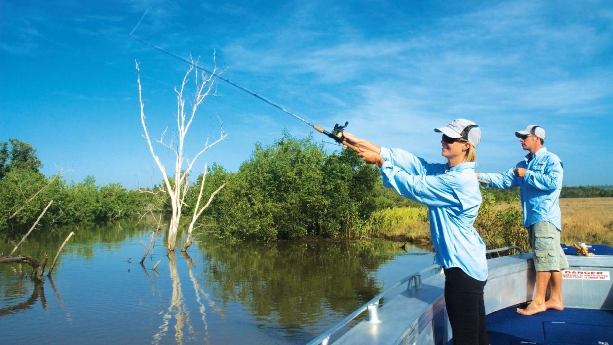 Melville Island Fishing Spots Australia