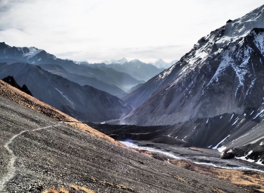 Annapurna Circuit Hiking Trail