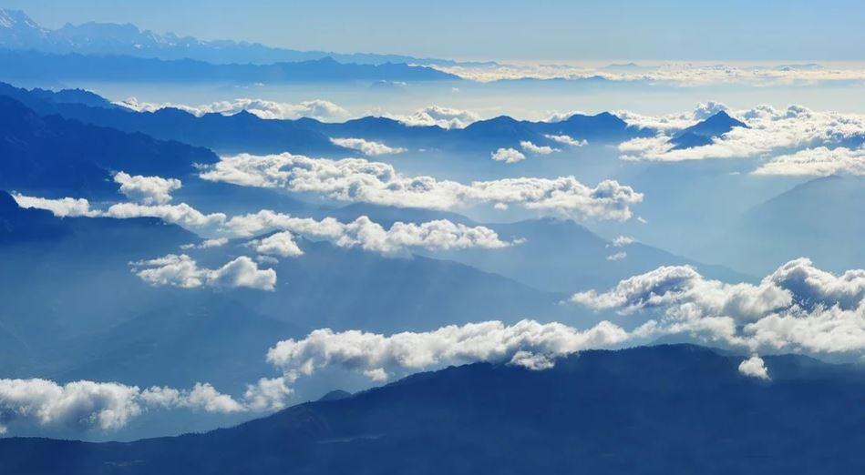 Nepal Himalayan Range