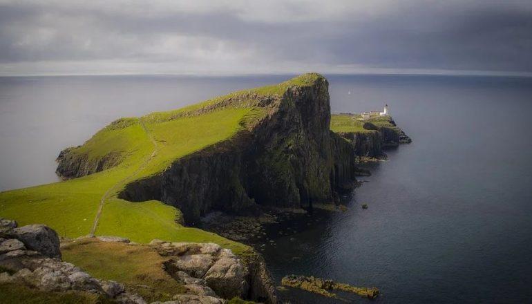 Photo Location Near Scotland Lighthouse
