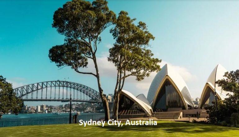 Sydney City Australia