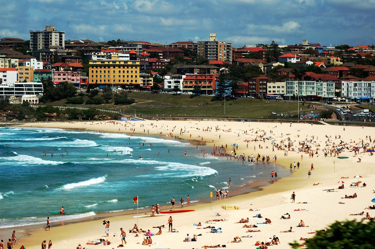 Bondi Beach Sydney Tourist Spot