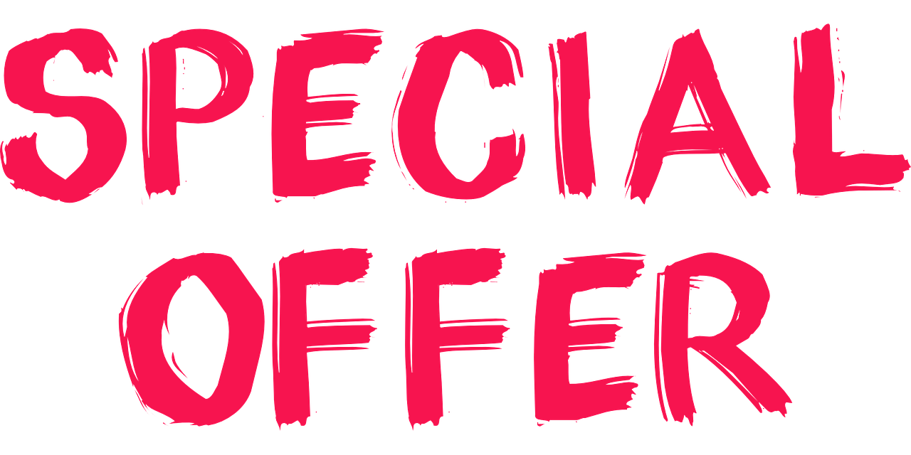 Special offers for yacht charter destination