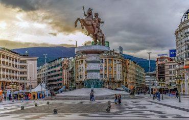 Skopje City North Macedonia