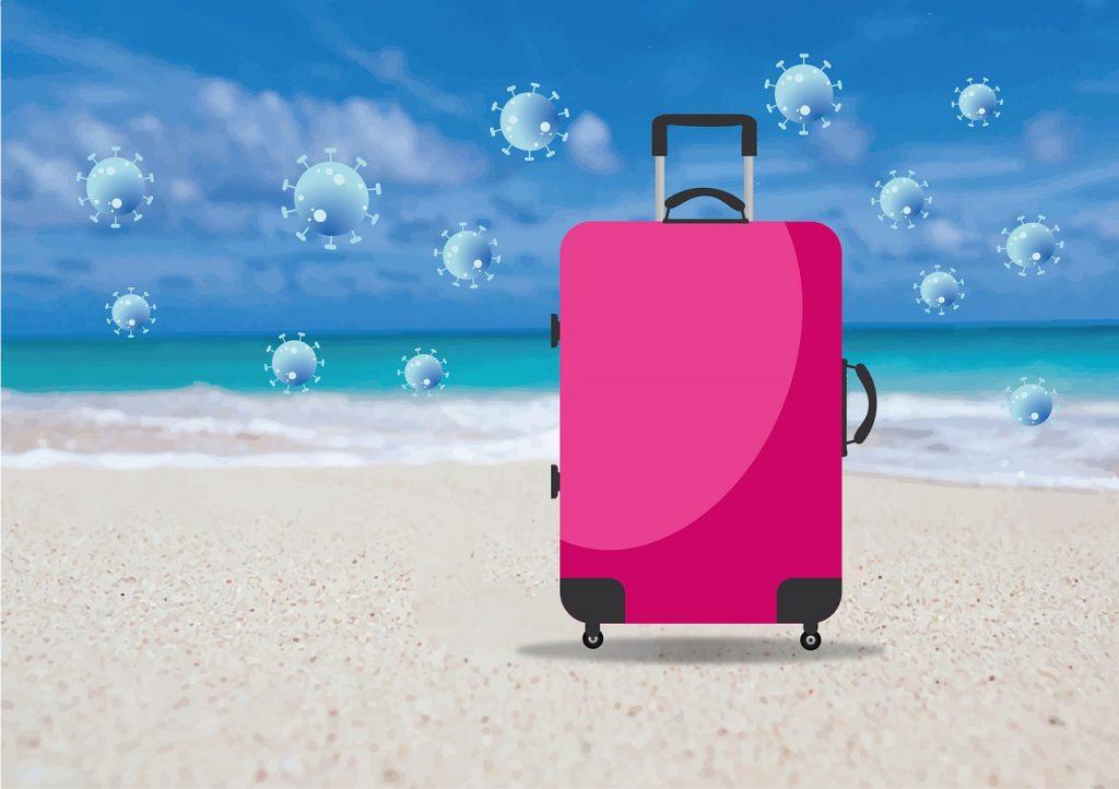 Travel and Corona Virus Covid 19 Pandemic