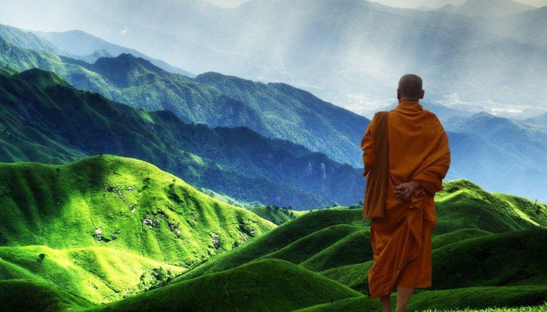 Backpacker Trail in Nepal