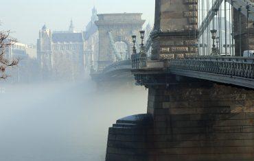 Budapest Danube Chain Bridge