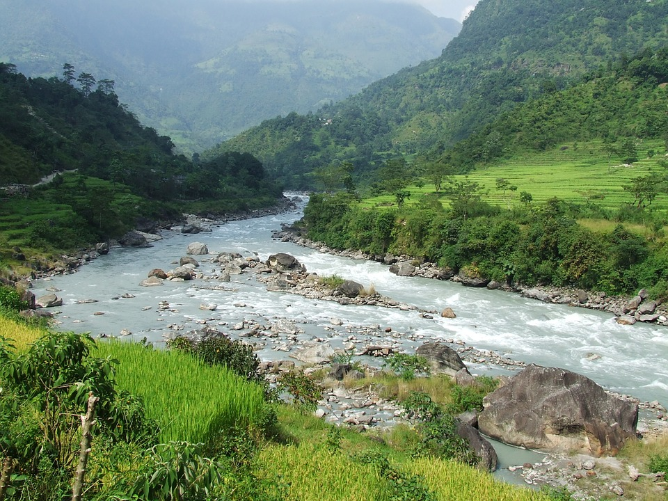 Nepal Hiking Trail