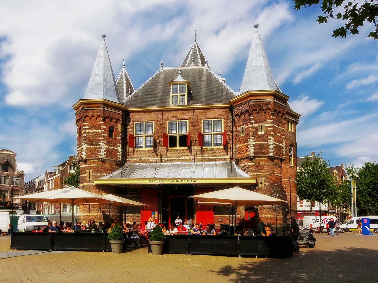 Cafes in Amsterdam