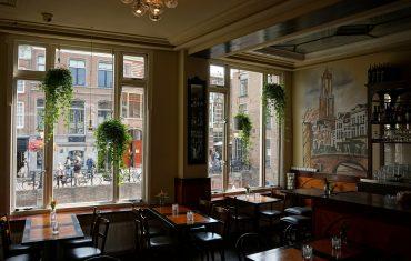 Restaurant in Amsterdam Netherlands