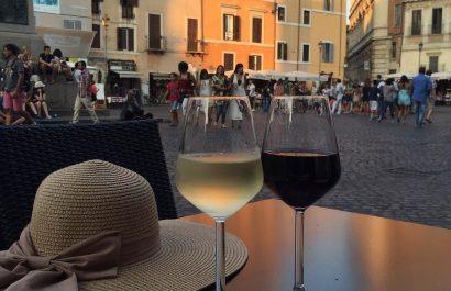 Rome Café Terrace