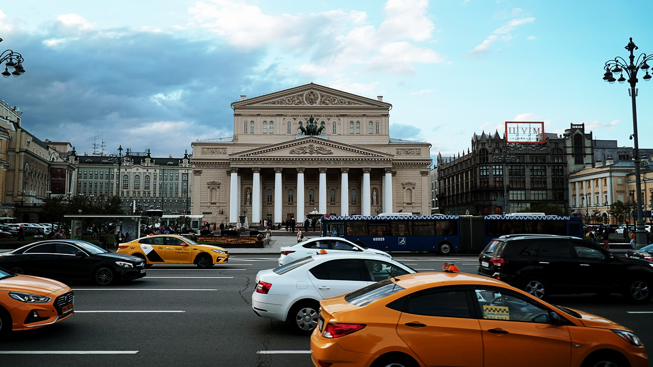 Bolshoi Theatre Russia