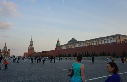 The Red Square Moscow