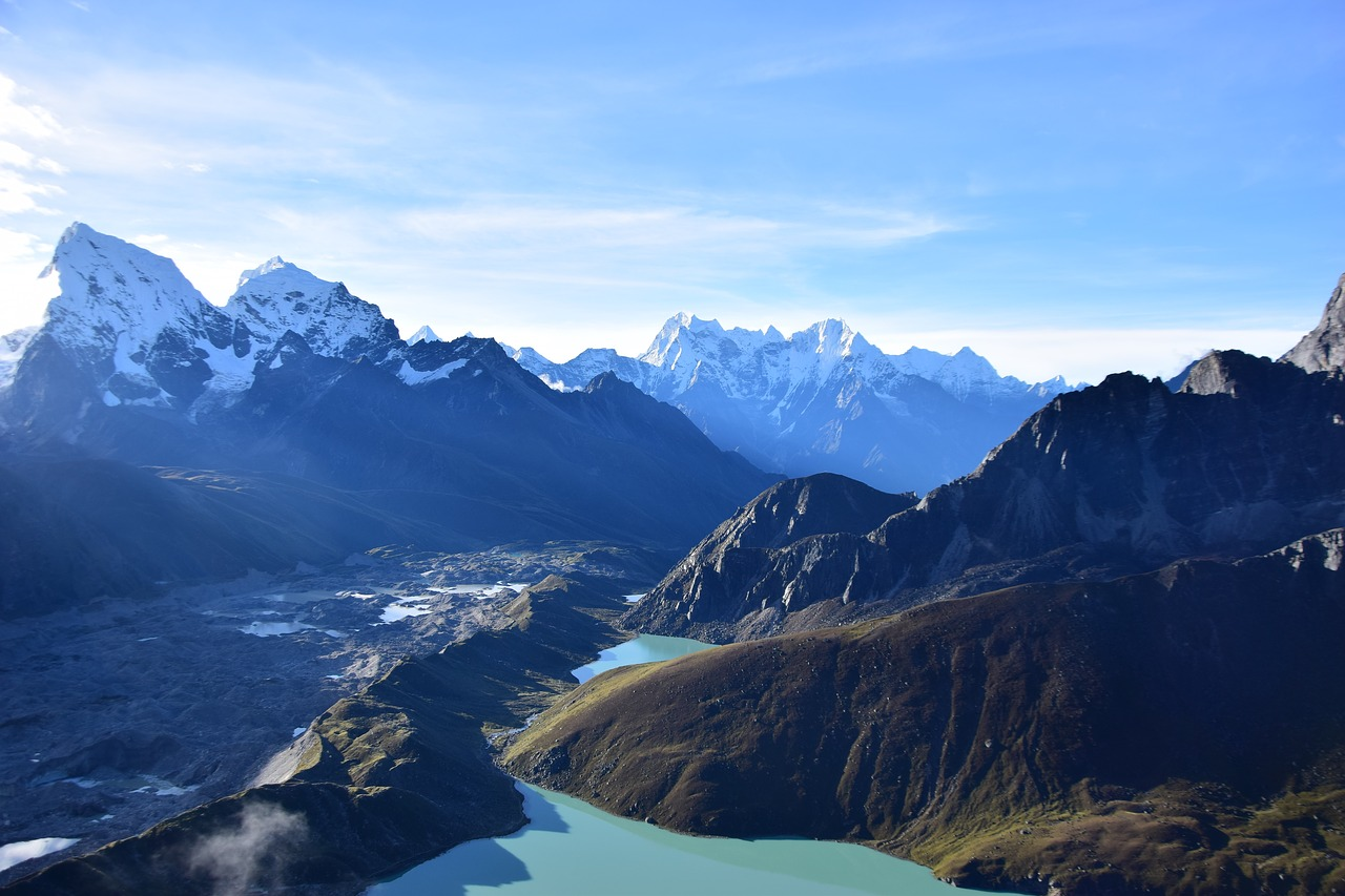 How to Survive the Everest Base Camp Trek without Altitude Sickness