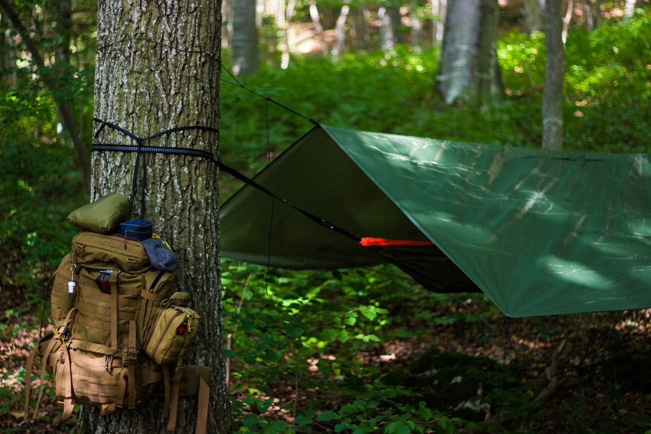 5 Tips to Ensure You Get A Good Night Sleep In the Outdoors