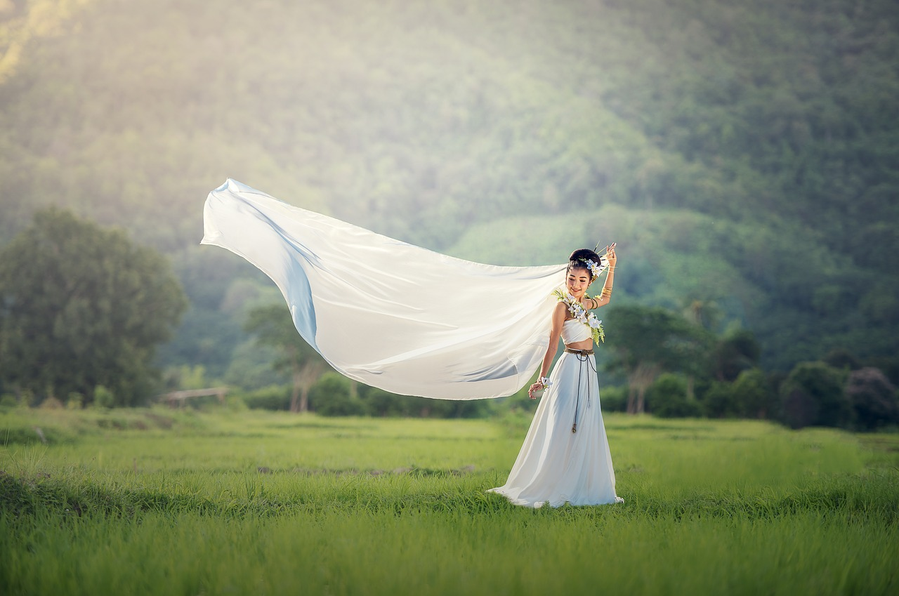 Bride in Thailand