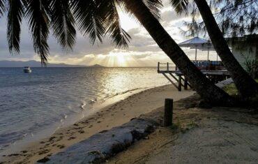 Fiji south sea